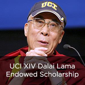 UCI XIV Dalai Lama Endowed Scholarship