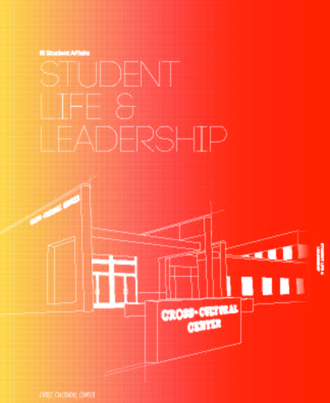 Student Life & Leadership section