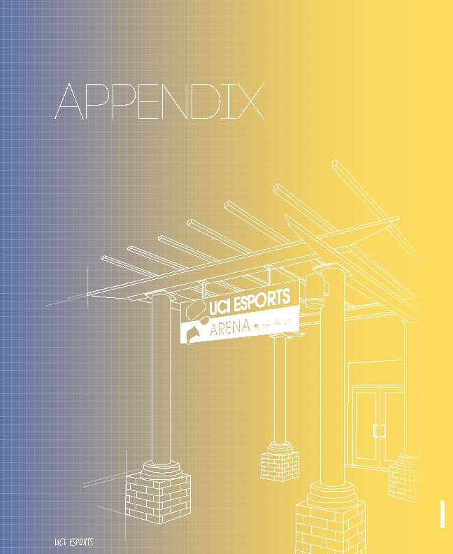 Appendix section