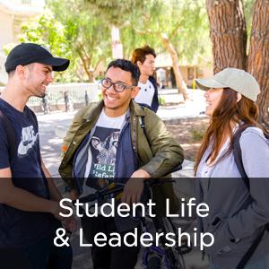 Student Life & Leadership