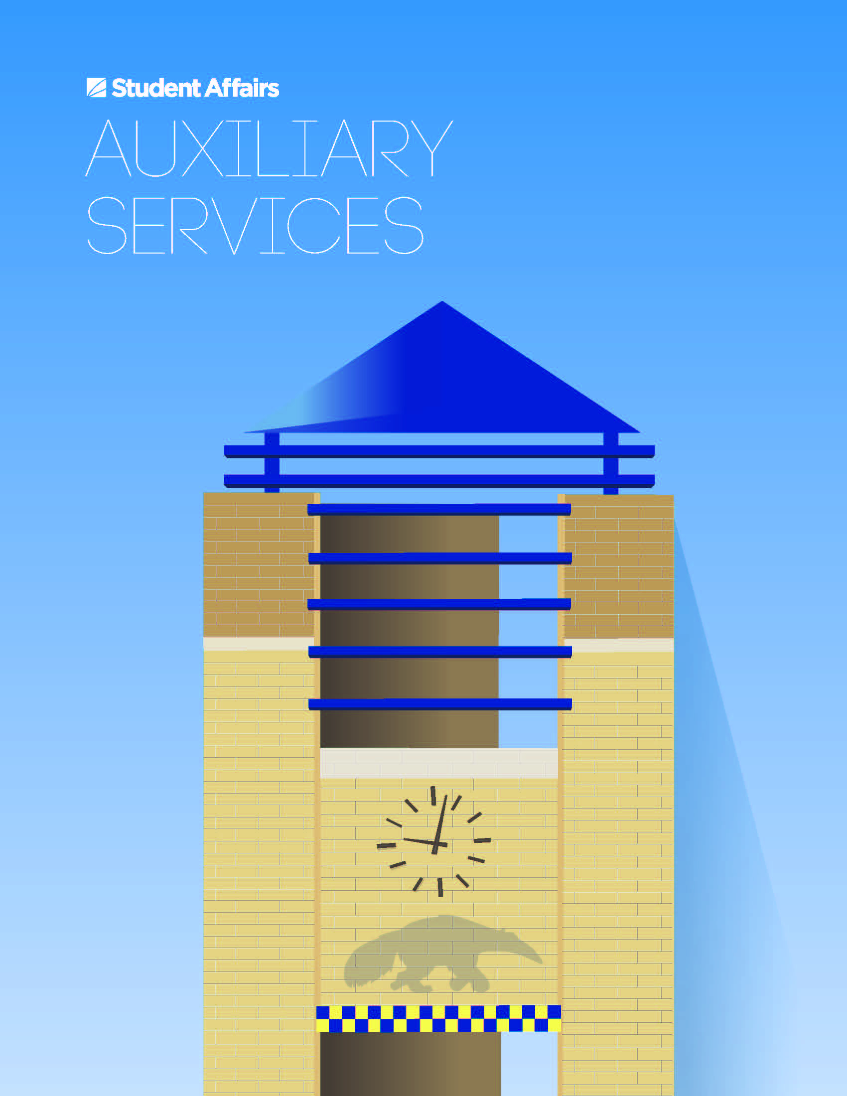 Auxiliary Services section