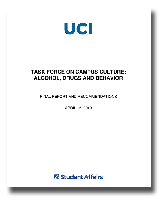 Task Force final report and recommendations