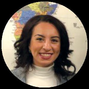 Amira Amaar, International Center