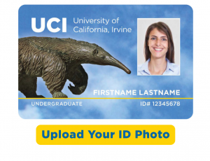 Upload your ID photo - graphic