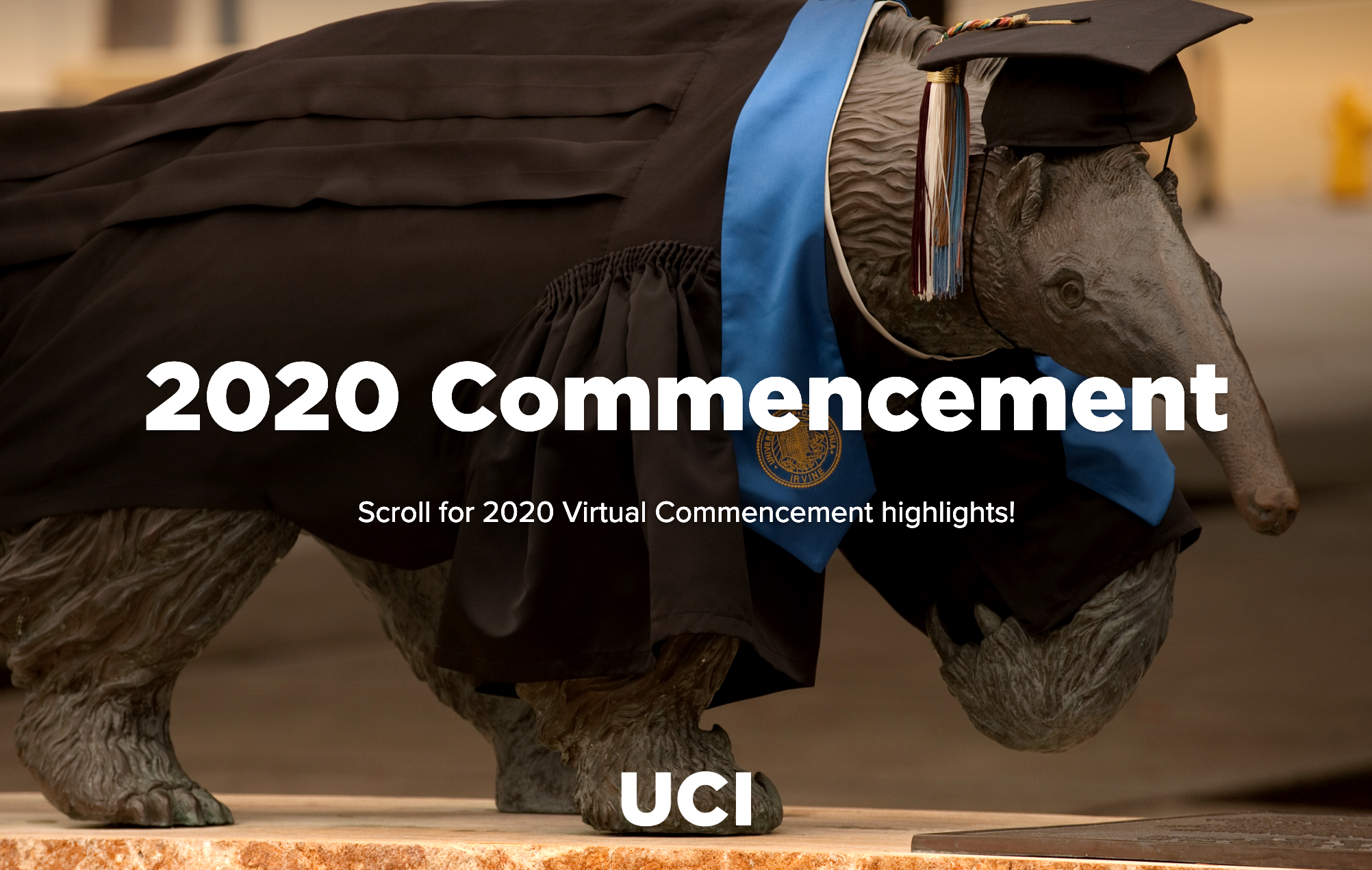 2020 Commencement Highlights