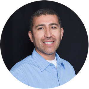 Antonio Gonzalez, Student Center & Event Services