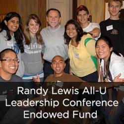 Randy Lewis All-University Leadership Conference Endowed Program Fund