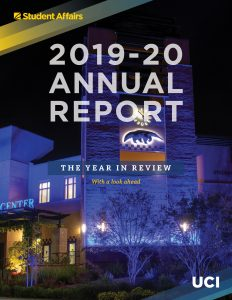 2019-20 Annual Report cover image