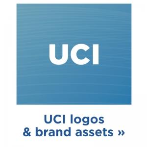 UCI logos & brand assets