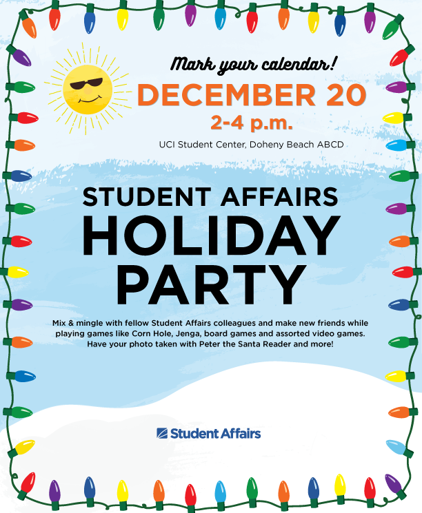 Student Affairs 2016 Holiday Party