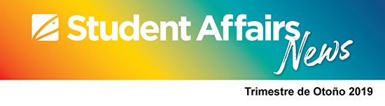 Student Affairs header