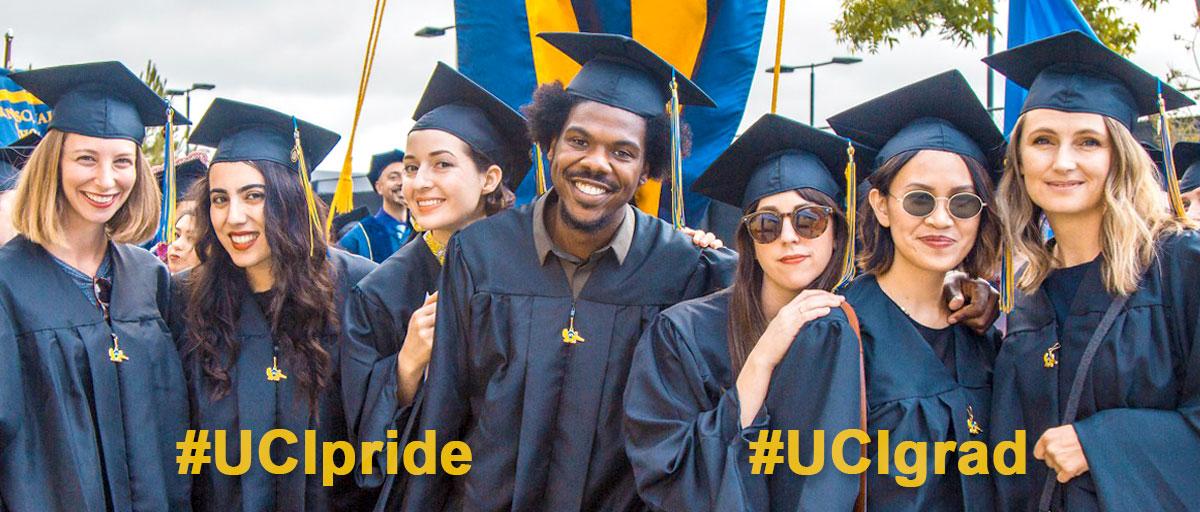 Photo of happy grads