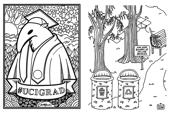 Student Affairs coloring pages